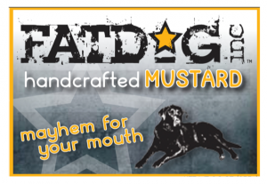 Fat Dog Mustard StateGiftsUSA.com/made-in-oregon