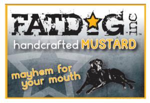 Fat Dog Mustard StateGiftsUSA.com/made-in-oregon