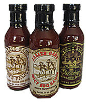 James Gang BBQ Sauces StateGiftsUSA.com/made-in-oregon
