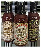 James Gang BBQ Sauces StateGiftsUSA.com/made-in-oregon