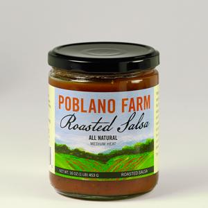Poblano Farm Salsa StateGiftsUSA.com/made-in-rhode-island