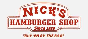 Nick's Hamburgers StateGiftsUSA.com/made-in-south-dakota