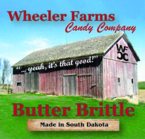 Wheeler Farms Candy StateGiftsUSA.com/made-in-south-dakota