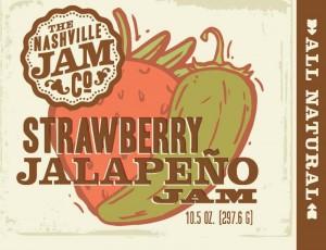 Nashville Jam Company StateGiftsUSA.com/made-in-tennessee