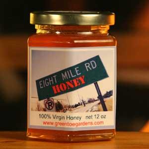 Detroit Made Honey: Green Toe Gardens