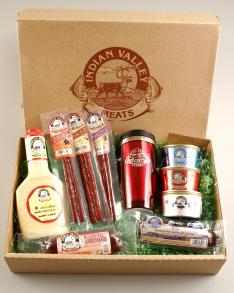 Indian Valley Meats StateGiftsUSA.com/made-in-alaska