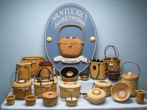 Nantucket Basketworks StateGiftsUSA.com/made-in-massachusetts