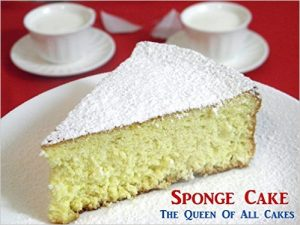 National Sponge Cake Day StateGiftsUSA.com