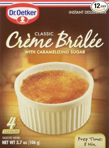 National Creme Brulee Day StateGiftsUSA.com
