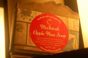 Wild Rose Soap Company StateGiftsUSA.com/made-in-west-virginia