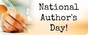 National Authors Day StateGiftsUSA.com