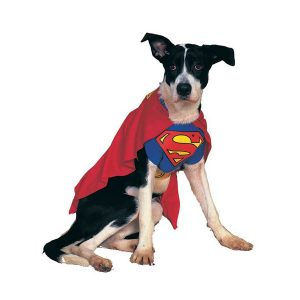 Super Dog Costume StateGiftsUSA.com