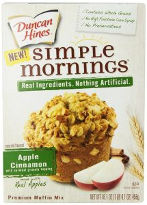 National Oatmeal Muffin Day StateGiftsUSA.com