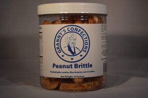National Peanut Brittle Day StateGiftsUSA.com