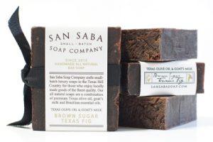 San Saba Soap Company StateGiftsUSA.com/maade-in-texas