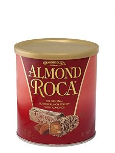 National Almond Buttercrunch Day StateGiftsUSA.com