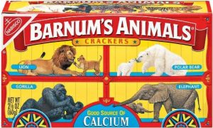 National Animal Cracker Day StateGiftsUSA.com