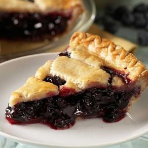 National Blueberry Pie Day StateGiftsUSA.com
