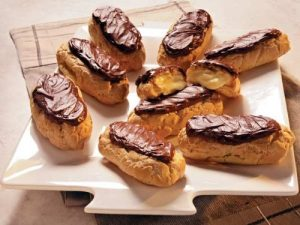 National Chocolate Eclair Day StateGiftsUSA.com