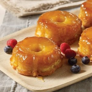National Pineapple Upside Down Cake Day StateGiftsUSA.com