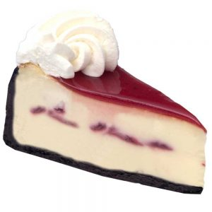 National White Chocolate Cheesecake Day StateGiftsUSA.com